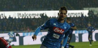 Atalanta -Napoli, Fabian Ruiz