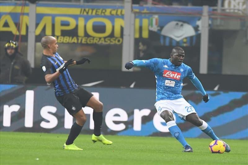 Kalidou Koulibaly, Inter - Napoli (sscnapoli), la pagellina su Inter - Napoli