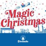 """Magic Christmas"", all'Edenlandia arriva Babbo Natale"