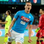 Il Napoli vince l'ultima partita del 2018, ma che fatica contro il Bologna