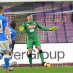 Napoli - Spal 1-0: miracoloso Meret nel recupero
