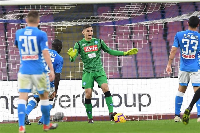 Napoli – Spal 1-0: miracoloso Meret nel recupero