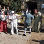 Pozzuoli, la compagnia Ditirambo mette in scena il presepe vivente