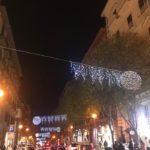 Natale 2018, accese al Vomero le luci di Natale
