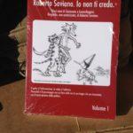"""""""Roberto Saviano. Io non ti credo"""", il libro-denuncia di Ciro Perna"""