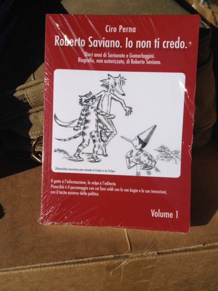 """""""Roberto Saviano. Io non ti credo"""""""
