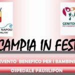 Scampia in festa, domenica 9 dicembre l'evento benefico per i bambini del Pausilipon