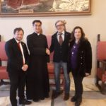 AssistenzAnziani e BadandoaTe in udienza speciale da papa Francesco