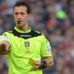 Serie A, le designazioni arbitrali della 21ª giornata del Campionato