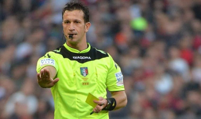 arbitraggio vergognoso milan-napoli, Doveri arbitro di Milan - Napoli, gara della 21ª giornata del Campionato