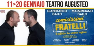 gianfranco e massimiliano gallo in comicissimi fratelli