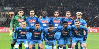 Milan - Napoli: un horror, Coppa Italia