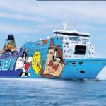 Moby e Tirrenia, rinnovata la partnership con Sky: intrattenimento di qualità per tutti i passeggeri