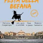 Festa della Befana 2019: regali, caramelle e divertimento a piazza del Plebiscito