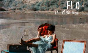 La copertina dell'album di Flo