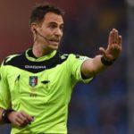 Gavillucci reintegrato in Serie A. Vittoria per l'arbitro che sospese Sampdoria - Napoli