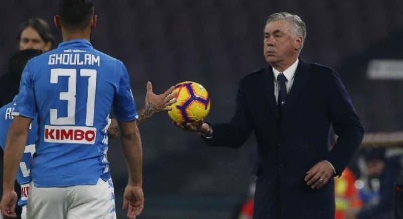 Coppa Italia, Napoli–Sassuolo: pesante assenza per i partenopei