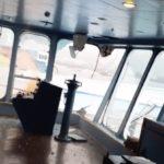 Olbia, scontro fra due navi al porto Isola Bianca. Il video della collisione