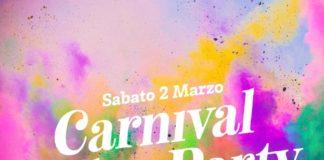 Carnival Color Party: il carnevale più colorato è all'Edenlandia