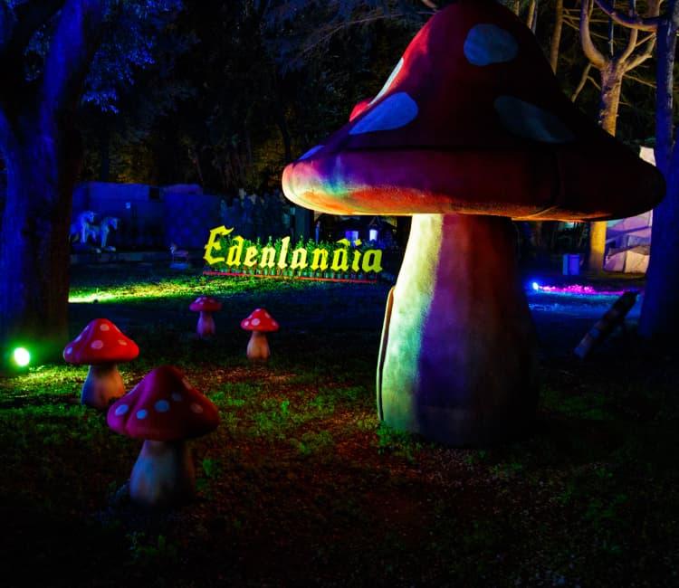 Edenday, la speciale iniziativa del parco divertimenti per il mese dell'amore
