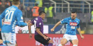 Fiorentina - Napoli, tante palle gol