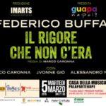 """Federico Buffa e il """"Il rigore che non c'era"""", a Napoli il 5 marzo"""