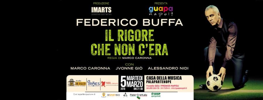 Federico Buffa, Il rigore che non c'era