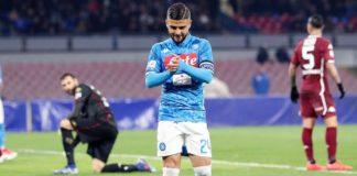 Napoli - Torino, game over