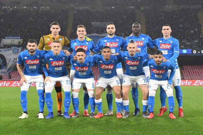 La pagellina su Napoli - Sampdoria