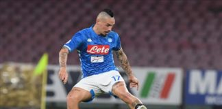 lettera d'amore di Hamsik ai tifosi - Hamsik lascia il Napoli