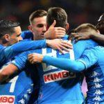 Napoli, quattro vittorie ed un pareggio nelle coppe europee