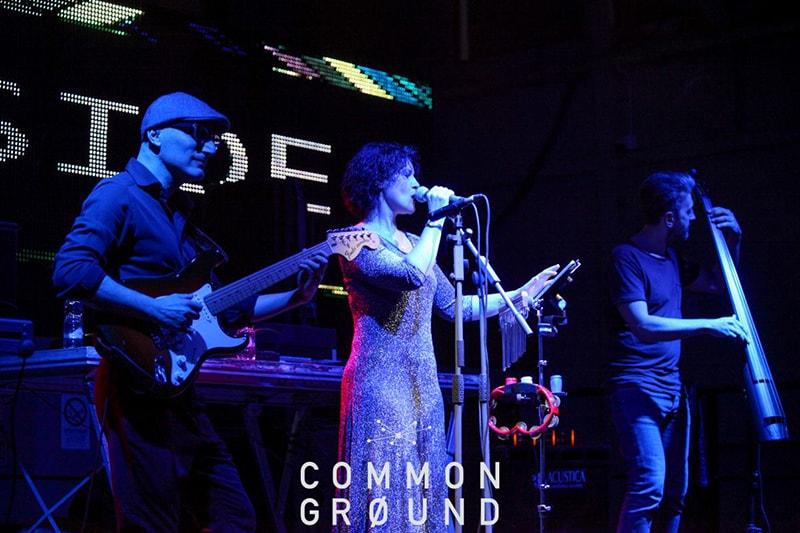 Domani al Common Ground il live dei Vox Inside, sabato i Pink Bricks