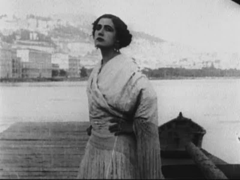 Francesca Bertini nei panni di Assunta Spina