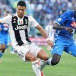 Napoli-Juve, CR7 in forte dubbio
