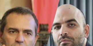 De Magistris: Saviano non sa più raccontare Napoli