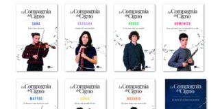 i libri de i ragazzi della Compagnia del Cigno