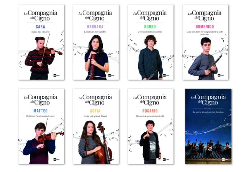 Vomero, i ragazzi della Compagnia del Cigno al Mondadori bookstore di piazza Vanvitelli