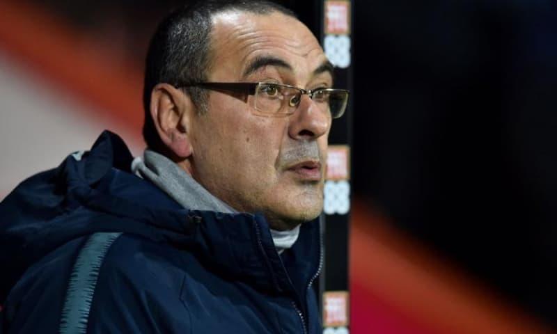 """Chelsea, Sarri: """"A rischio qui? C'era più pressione a Napoli…"""""""