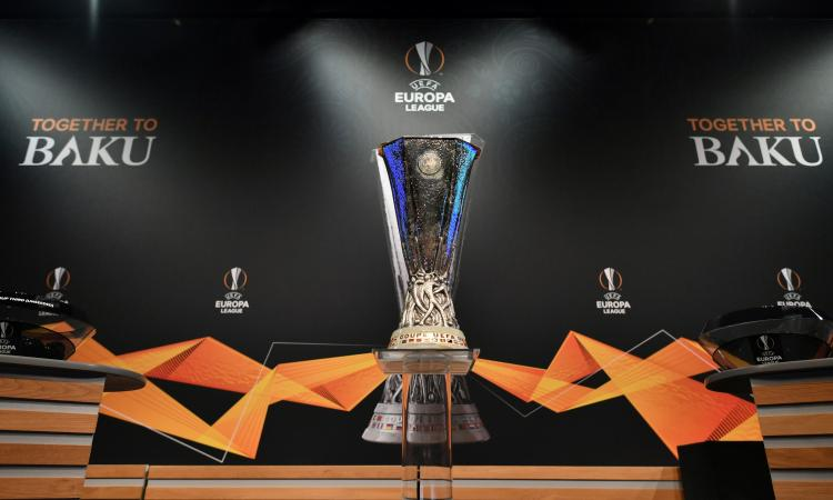 Conclusi i sorteggi di Europa League, il Napoli affronterà l'Arsenal