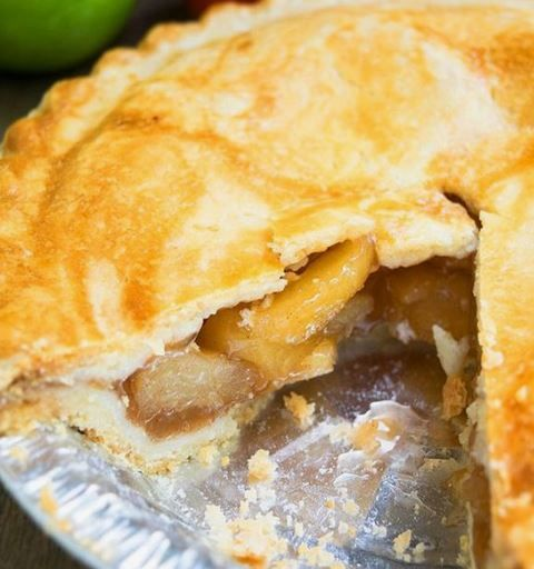 Apple Pie ( source: Pinterest )