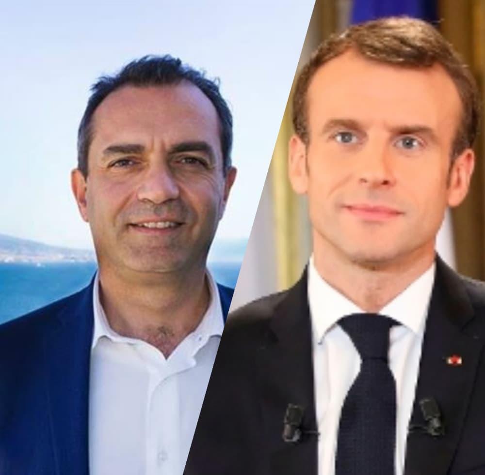"""De Magistris, la lettera a Emmanuel Macron: """"Sarei onorato di poterla accogliere a Napoli"""""""