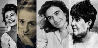 Sophia Loren, Titina De Filippo, Lina Sastri, Matilde Serao: quattro pietre miliari del cinema, del teatro, della musica e della letteratura con sangue napoletano.