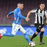 Napoli-Udinese: vittoria netta ma con tanta fatica