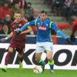 Napoli sconfitto 3-1 a Salisburgo, ma ai quarti di Europa League ci sarà