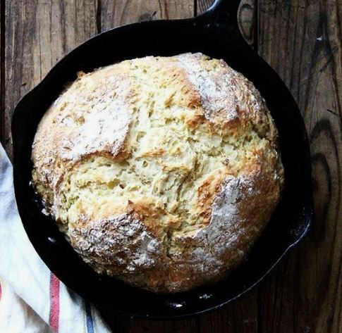 Soda Bread ( source: Pinterest )