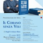 Piano di Sorrento - 'Il Corano senza veli', domani la presentazione del libro di Magdi Cristiano Allam