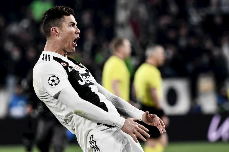 Ronaldo, gestaccio