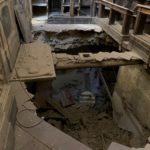 Napoli, crollo nella Chiesa degli Incurabili