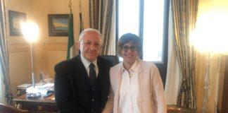 bando - Vincenzo De Luca e Giulia Bongiorno