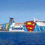 Moby e Tirrenia: fino al 19 marzo super sconto per i Super Papà